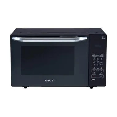 SHARP R-735MT-K Microwave Grill - Hitam