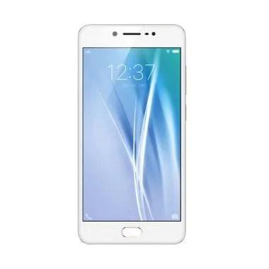 VIVO V5 Plus Smartphone - Gold [RAM 4GB/64GB]