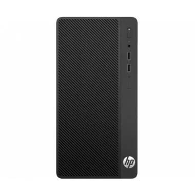HP 280 G3 Microtower Desktop PC - Black