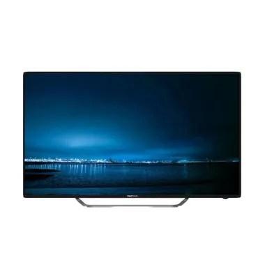 POLYTRON PLD43S863 LED TV - Hitam [43 Inch]