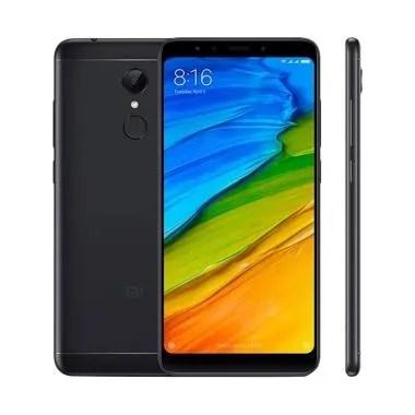 Xiaomi Redmi 5 Smartphone - Black [16GB/ 2GB]