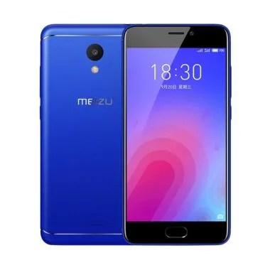 Meizu M6 Smartphone - Blue [16 GB/2 GB]