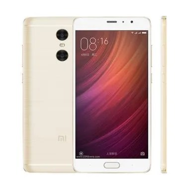 Xiaomi Redmi Pro Smartphone - Gold [64 GB/ 3 GB]