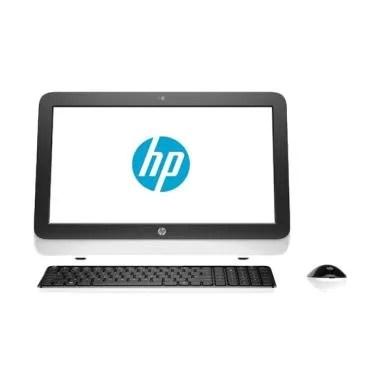 HP 20-r121d All-in-One Desktop PC - ... 0 1GB/ 19.5 Inch/ Win 10]