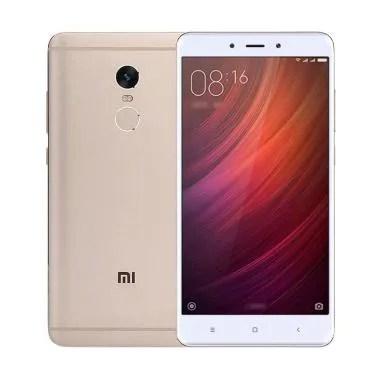 Xiaomi Redmi Note 4 Smartphone - Gold [32 GB/3 GB]