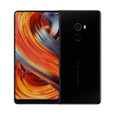 Xiaomi Mi Mix 2 Smartphone - Black [64GB/ 4GB]