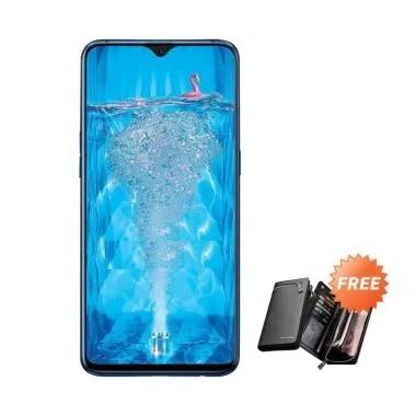OPPO F9 Smartphone [64 GB/ 4 GB] + Free Dompet