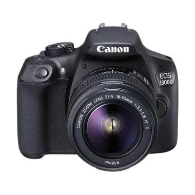 Canon EOS 1300DC EF-S 18-55MM Kamera DSLR