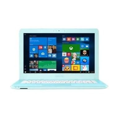 Asus X441NA-BX405T Notebook - Aqua  ... in 10 Home/ 14 Inch] Blue