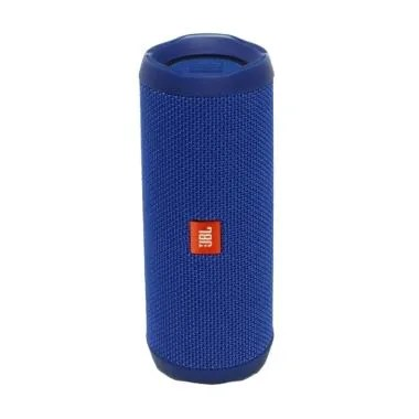 JBL Flip 4 Bluetooth Speaker - Blue