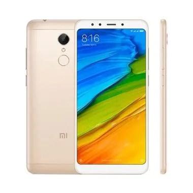 Xiaomi Redmi 5 Smartphone - Gold [16GB/2GB]