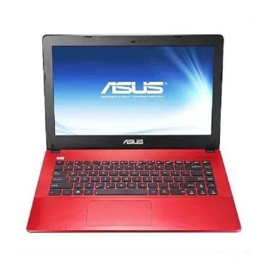 Asus A456UR-GA093D Notebook - Red [i5-7200U/1 TB/4 GB/14 Inch/DOS]