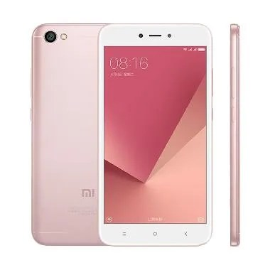 Xiaomi Redmi Note 5A Smartphone - Rose Gold [16GB/2GB]