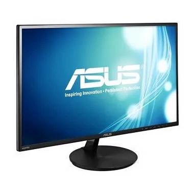 Asus VN247HA Monitor Komputer [23.6 Inch]