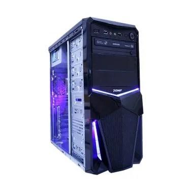 Biostar Rakitan Desktop PC [New Intel Core i3 2100]