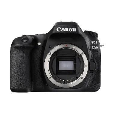 Canon EOS 80D Kamera SLR [Body Only]
