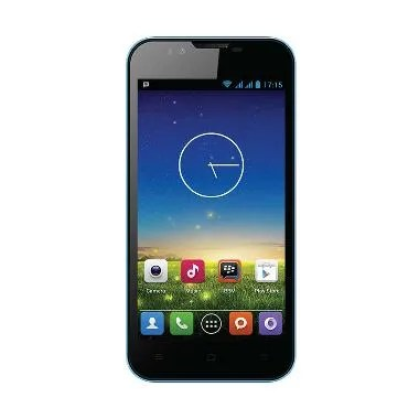 Evercoss A7V Smartphone - Biru [8 GB]
