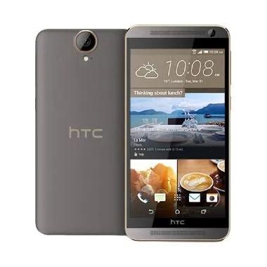 HTC One E9 Plus Smartphone - Gold Sepia [32 GB/ 3 GB]