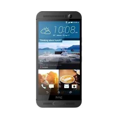 HTC One M9 Plus Gunmetal Grey Smartphone [32 GB]