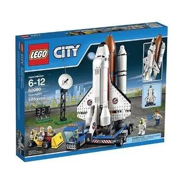 LEGO Spaceport 60080 Mainan Blok & Puzzle