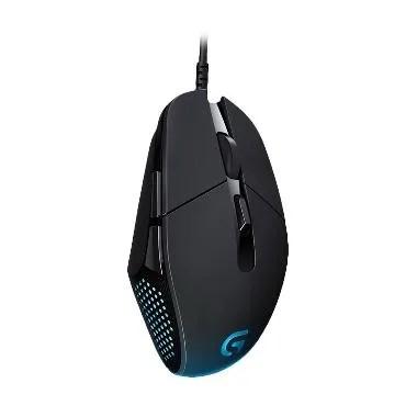 Logitech G302 Optical USB Gaming Mouse - Black [Garansi Resmi]