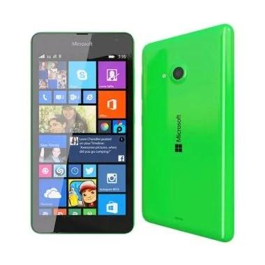 Microsoft Lumia 540 Smartphone - Green