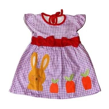 Nathanie Lunch Bunny Dress Purple