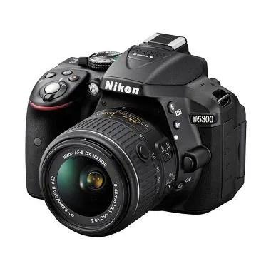 Nikon D5300 Kit 18-55mm VR Kamera DSLR