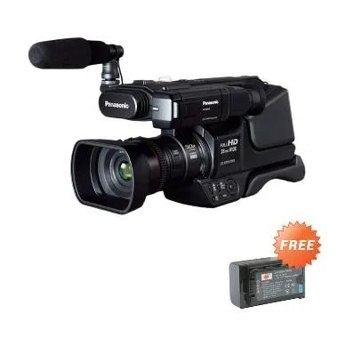 Panasonic HC-MDH2 Full HD Camcorder ... tra 32gb + battery vbd 29