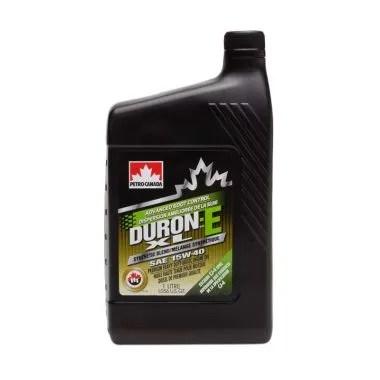 Petro Canada Duron-E XL SAE 15W-40  ...