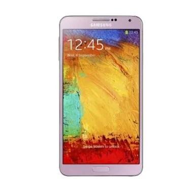 Samsung Galaxy Note 3 Pink Smartphone