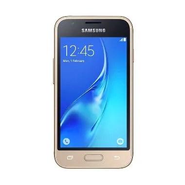 Samsung J1 Mini Smartphone - Gold