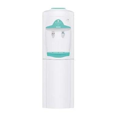 Sanken HWE-60 Portable Dispenser 2in1 [Hot&Normal] Putih Tosca