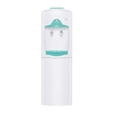 Sanken HWE-60 Portable Dispenser 2in1 [Hot&Normal] Putih Tosca