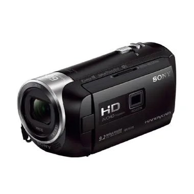 Sony HDR-PJ410 Black Camcorder With Projector Tokocamzone