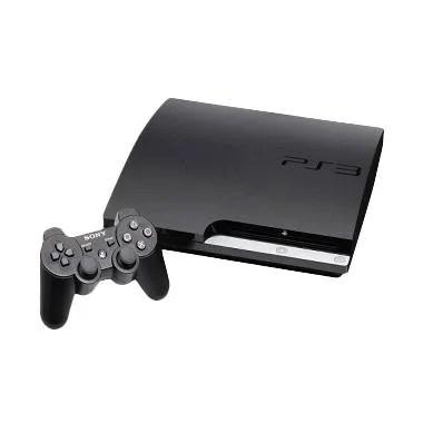 SONY Playstation 3 Slim CFW Game Console [120 GB]