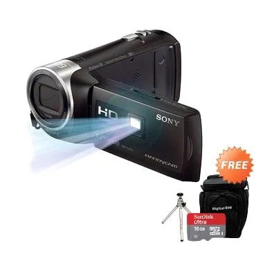 Sony Projector Handycam HDR-PJ410 AVCHD Camcorder