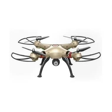 Syma X8HW with Camera Drone [Hold Wifi/Live View/2 MP]