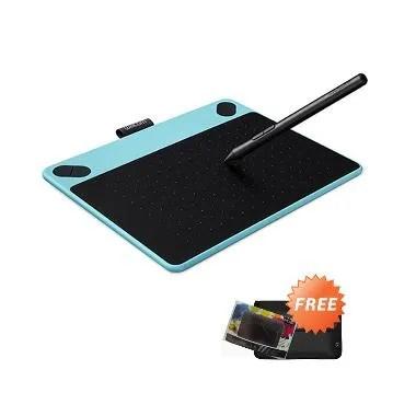Wacom Intuos Art Medium Pen Tablet  ... ee Softcase dan Antigores