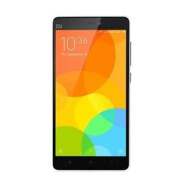 Xiaomi Mi 4c Smartphone - Putih [RA ... GB / Garansi Distributor]