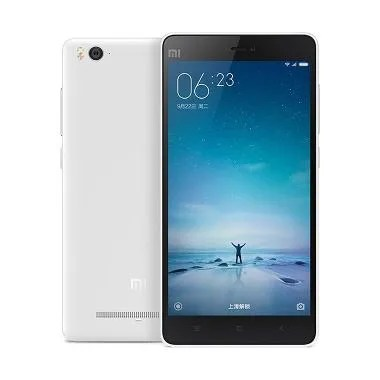 Xiaomi MI 4C Smartphone - White [RAM 2 GB/16 GB]