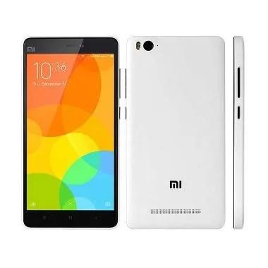 Xiaomi MI 4C Smartphone - White [16GB/ 2GB]
