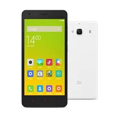 Xiaomi Redmi 2 Prime Smartphone - Putih [16GB/ 2GB/ 4G LTE]