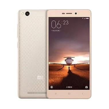Xiaomi Redmi 3 Smartphone - Gold [2 GB/16 GB]