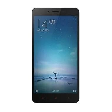 Xiaomi Redmi Note 2 Prime Smartphone - Hitam [32 GB/2 GB RAM]