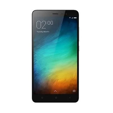 Xiaomi Redmi Note 3 Pro Smartphone - Abu-abu [16 GB]