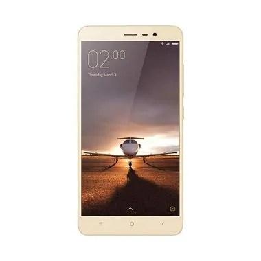 Xiaomi Redmi Note 3 Pro Smartphone - Gold [32 GB]