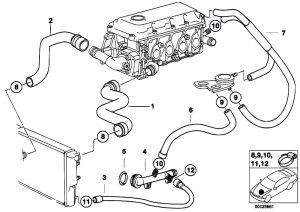 Bmw e46 316i engine diagram