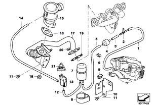 Original Parts for E46 316i 19 M43 Sedan  Engine Air