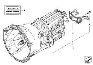 Original Parts for E92 M3 S65 Coupe  Manual Transmission